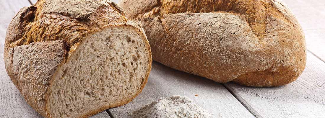 photo du pain gris